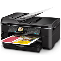 Epson WorkForce WF-7510 printing supplies