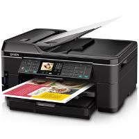 Epson WorkForce WF-7510 consumibles de impresión