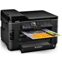 Epson WorkForce WF-7520 consumibles de impresión