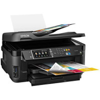 Epson WorkForce WF-7610 printing supplies
