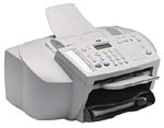 Hewlett Packard Fax 1220xi printing supplies