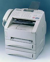 Brother Fax 5750 printing supplies