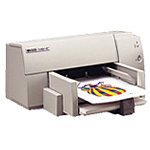 Hewlett Packard DeskWriter 660cse printing supplies