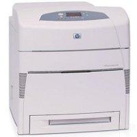 Hewlett Packard Color LaserJet 5550 printing supplies