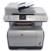 Hewlett Packard Color LaserJet CM1312nfi mfp printing supplies
