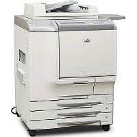 Hewlett Packard Color LaserJet 9850 mfp printing supplies