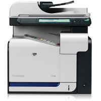 Hewlett Packard Color LaserJet CM3530 printing supplies