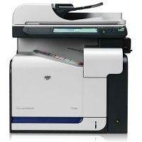 Hewlett Packard Color LaserJet CM3530fs printing supplies