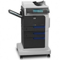 Hewlett Packard Color LaserJet CM4540f printing supplies