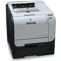 Hewlett Packard Color LaserJet CP2025x printing supplies