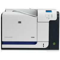Hewlett Packard Color LaserJet CP3525 printing supplies