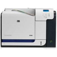 Hewlett Packard Color LaserJet CP3525dn printing supplies