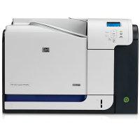 Hewlett Packard Color LaserJet CP3525n printing supplies