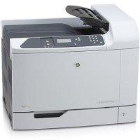 Hewlett Packard Color LaserJet CP6015n printing supplies