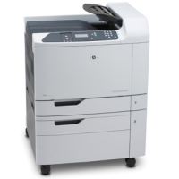 Hewlett Packard Color LaserJet CP6015x printing supplies