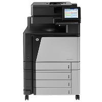 Hewlett Packard Color LaserJet Enterprise flow M880z+ printing supplies