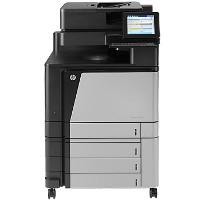 Hewlett Packard Color LaserJet Enterprise flow M880z+nfc printing supplies