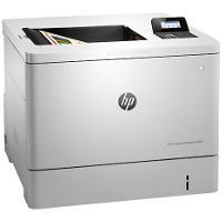 Hewlett Packard Color LaserJet Enterprise M553n consumibles de impresión