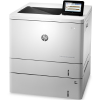 Hewlett Packard Color LaserJet Enterprise M553x printing supplies