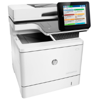 Hewlett Packard Color LaserJet Enterprise MFP M577dn consumibles de impresión