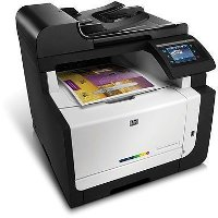 Hewlett Packard Color LaserJet Pro CM1415fnw printing supplies