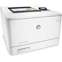 Hewlett Packard Color LaserJet Pro M452dn printing supplies