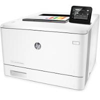 Hewlett Packard Color LaserJet Pro M452dw printing supplies