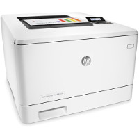 Hewlett Packard Color LaserJet Pro M452nw printing supplies