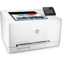 Hewlett Packard Color LaserJet Pro MFP M252dw consumibles de impresión