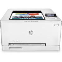 Hewlett Packard Color LaserJet Pro MFP M252n printing supplies