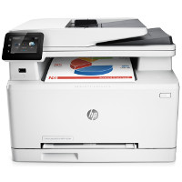 Hewlett Packard Color LaserJet Pro MFP M274n printing supplies