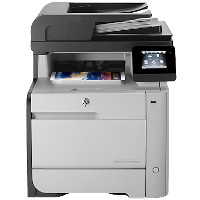 Hewlett Packard Color LaserJet Pro MFP M476dw printing supplies