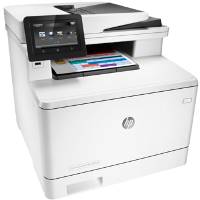 Hewlett Packard Color LaserJet Pro MFP M377dw printing supplies