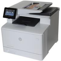 Hewlett Packard Color LaserJet Pro MFP M477fdn printing supplies