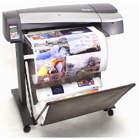 Hewlett Packard DesignJet 130r printing supplies