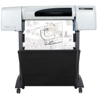 Hewlett Packard DesignJet 510 24 in printing supplies
