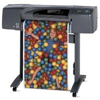 Hewlett Packard DesignJet 800 printing supplies