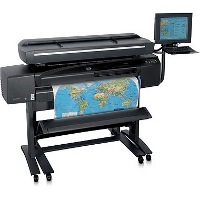 Hewlett Packard DesignJet 820 printing supplies