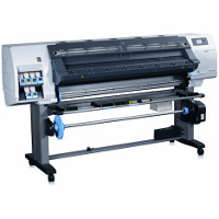 Hewlett Packard DesignJet L25500 60 in wide Format printing supplies