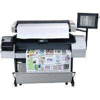 Hewlett Packard DesignJet T1200 HD 44 in printing supplies