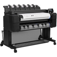 Hewlett Packard DesignJet T2500 eMFP printing supplies