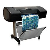 Hewlett Packard DesignJet Z2100 24 in consumibles de impresión