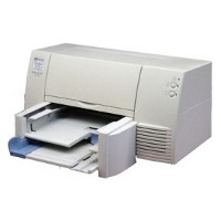 Hewlett Packard DeskJet 670 printing supplies
