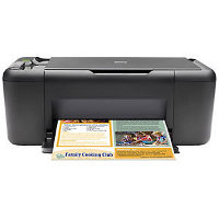 Hewlett Packard DeskJet F4480 printing supplies