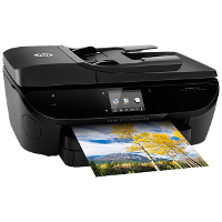 Hewlett Packard Envy 7640 e-All-In-One printing supplies