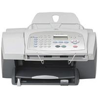 Hewlett Packard Fax 1230xi consumibles de impresión