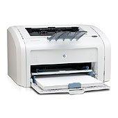 Hewlett Packard LaserJet 1018 printing supplies