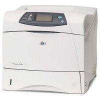 Hewlett Packard LaserJet 4350 consumibles de impresión
