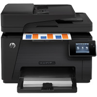 Hewlett Packard LaserJet Color Pro MFP M177fw printing supplies