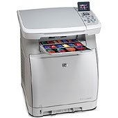 Hewlett Packard Color LaserJet CM1017 mfp printing supplies